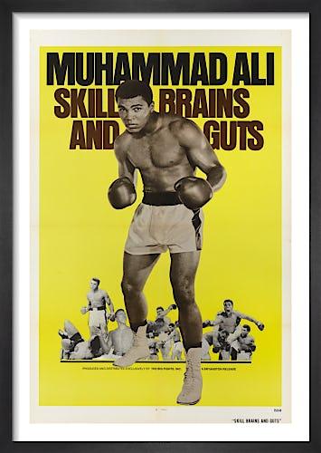 Muhammad Ali - Skill, Brains and Guts by Cinema Greats