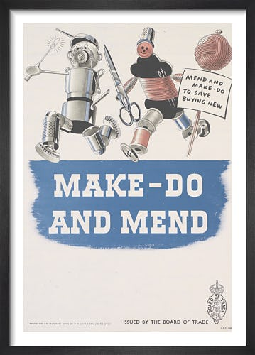 Make-Do and Mend from Imperial War Museums