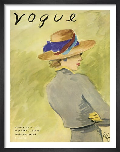 Vogue 3 February 1931 by (Eric) Carl Erickson