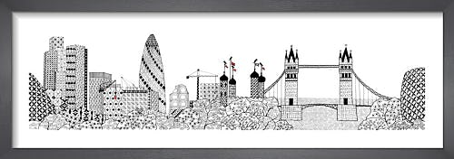 Tower Bridge by Charlene Mullen