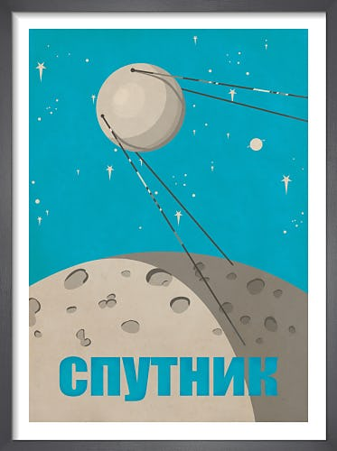 Sputnik by Nick Cranston