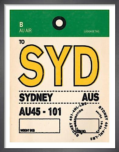 Destination - Sydney by Nick Cranston