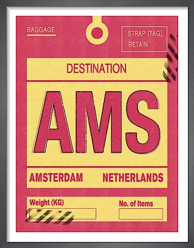 Destination - Amsterdam by Nick Cranston