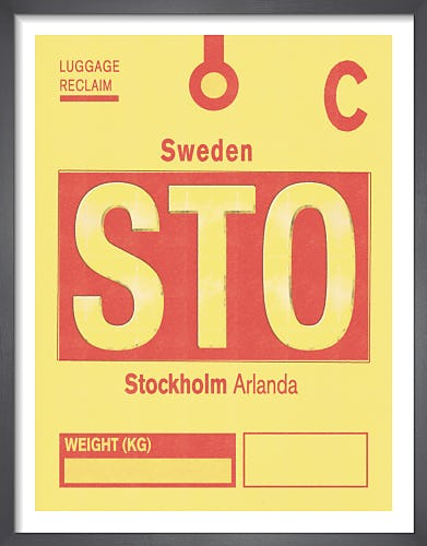 Destination - Stockholm by Nick Cranston