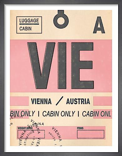 Destination - Vienna by Nick Cranston