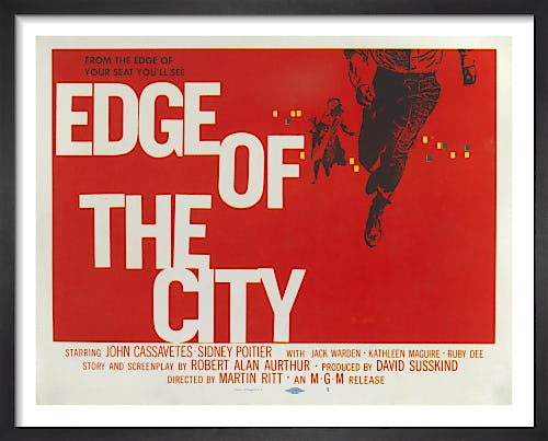 Edge of the City by Saul Bass