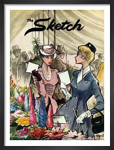 The Sketch, 18 May 1955 by Sigrid Hunt