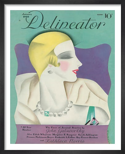 Delineator, January 1929 by Anonymous