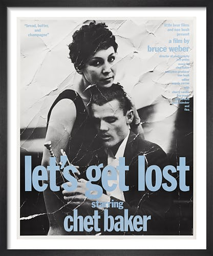 Let's Get Lost by Cinema Greats