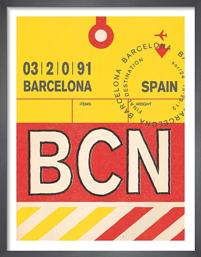 Destination - Barcelona by Nick Cranston