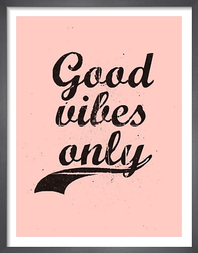 Good Vibes by Nick Cranston