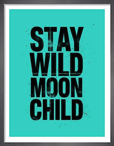 Stay Wild by Nick Cranston