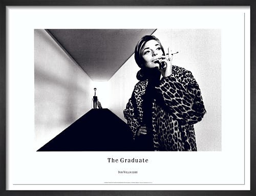 The Graduate, 1967 by Bob Willoughby