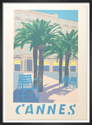Cannes by Quentin King