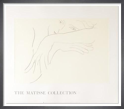 Handkerchief by Henri Matisse
