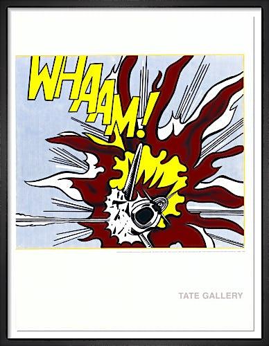 Whaam! by Roy Lichtenstein