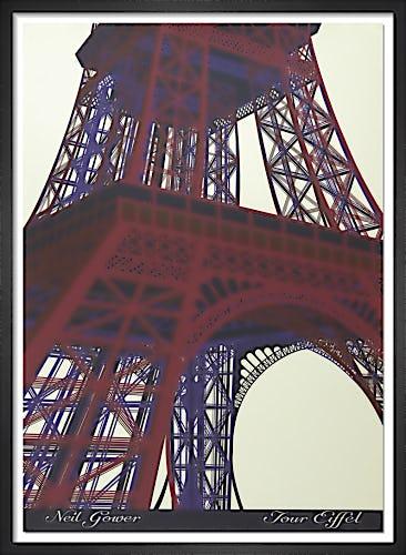 Tour Eiffel by Neil Gower