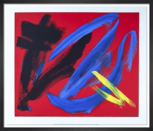 Untitled, 1974 by Gerard Schneider