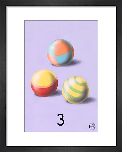 3 by Ladybird Books'