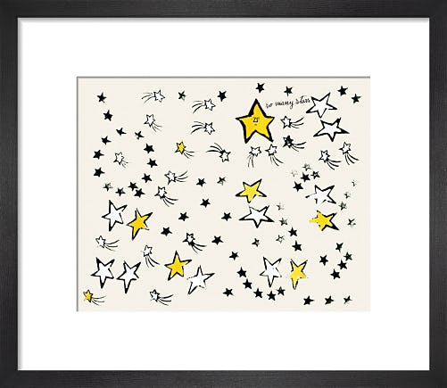 So Many Stars, c.1958 by Andy Warhol