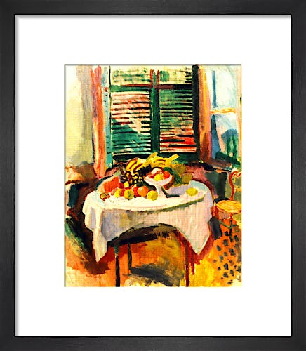 Nature Morte aux Volets Clos by Raoul Dufy