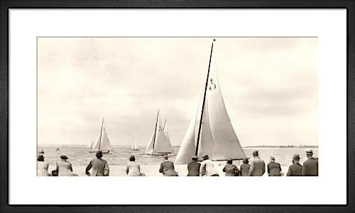 Solent Sailing Spectators from Stilltime