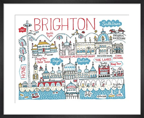 Brighton by Julia Gash