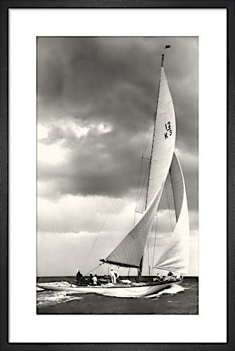 Ocean Yacht Racing c.1930 from Stilltime