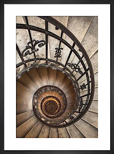 Infinite Spiral by Doug Chinnery