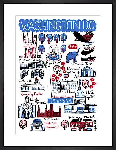 Washington DC by Julia Gash