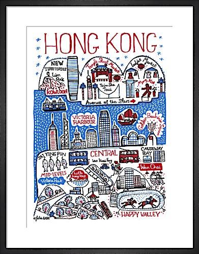 Hong Kong by Julia Gash