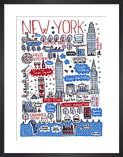 New York by Julia Gash