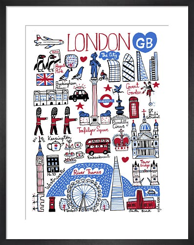 London by Julia Gash