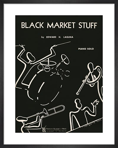 Black Market Stuff from Art Inspired by Music