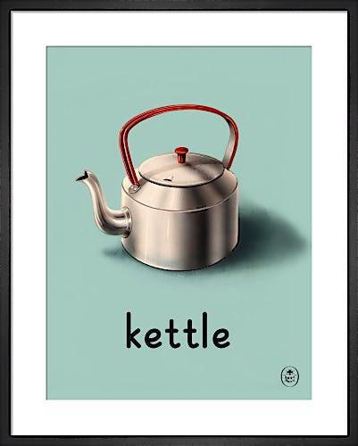 kettle by Ladybird Books'