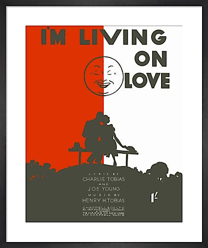 I'm Living on Love from Art Inspired by Music