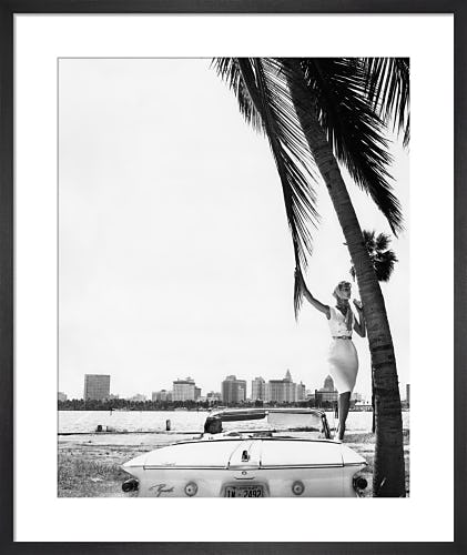 Vogue January 1961 by Eugene Vernier