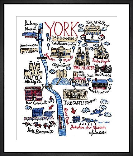 York by Julia Gash