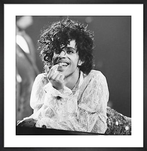 Prince, November 1984 by Mirrorpix