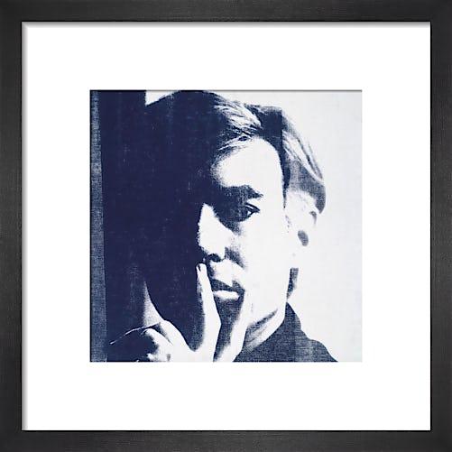 Self Portrait, c.1978 by Andy Warhol