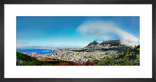 Cape Town, South Africa by Henry Reichhold