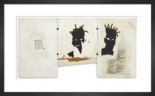 Self Portrait, 1981 by Jean-Michel Basquiat