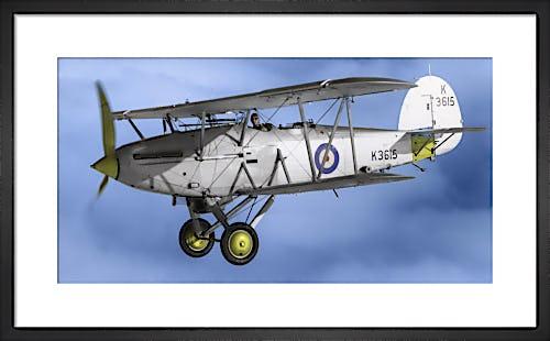 Hawker Hart from Stilltime