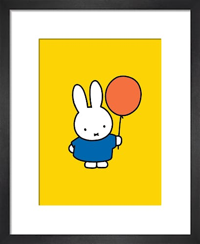 Miffy and Balloon by Dick Bruna