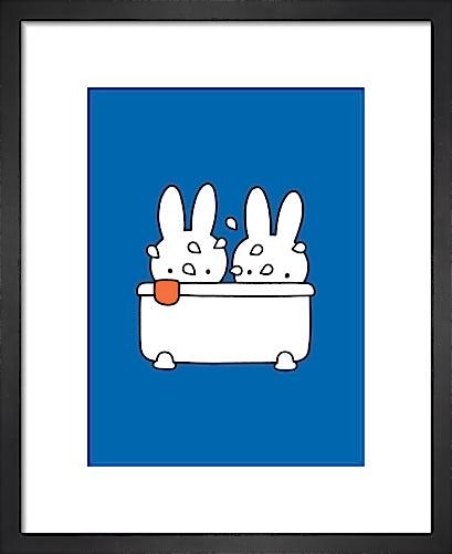 Miffy Bathtime by Dick Bruna