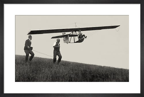Gliding c.1930 from Stilltime