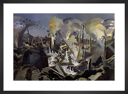 The Mule Track by Paul Nash