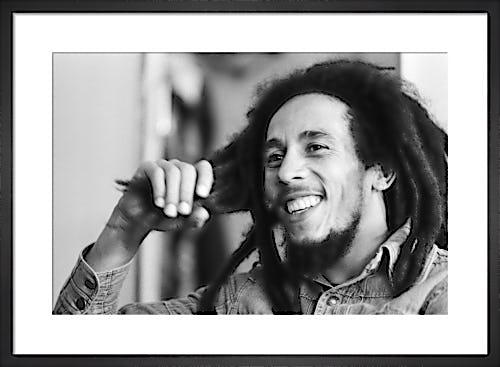 Bob Marley, June 1978 by Mirrorpix