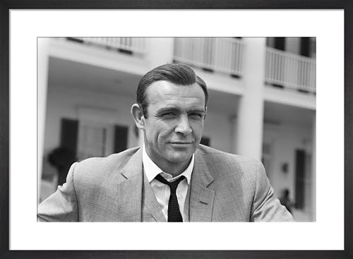 Sean Connery, June 1964 by Mirrorpix