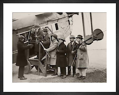 Airborne entertainment from Stilltime